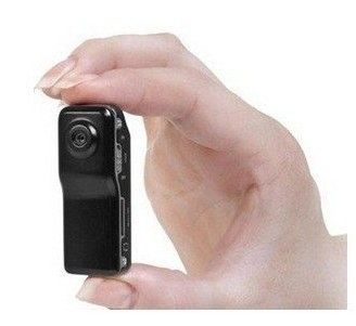 Mini HD DV Camcorder 30fps with sound activated trigger