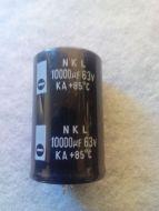NKL 10000uF 63v capacitor