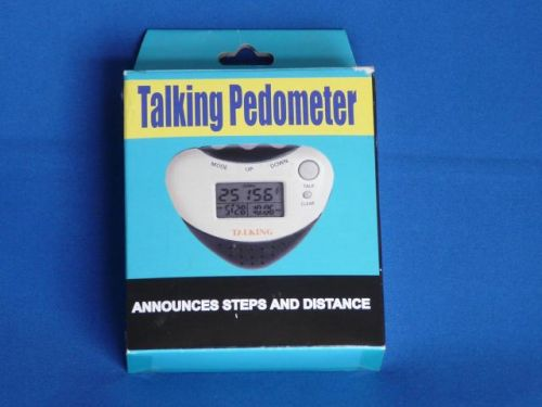 Talking Pedometer